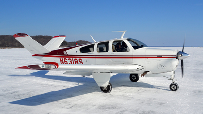N6318S - Beechcraft V35B Bonanza - Private