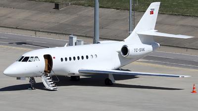 TC-SNK - Dassault Falcon 2000 - Super Air