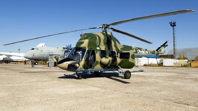 UR-MSM - PZL-Swidnik Mi-2MSB1 - Motor Sich Airlines
