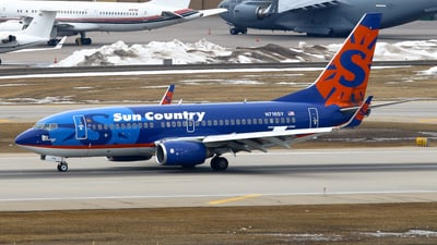 N716SY - Boeing 737-7Q8 - Sun Country Airlines