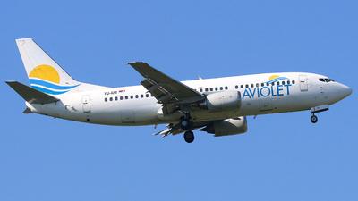 YU-ANI - Boeing 737-3H9 - Aviolet