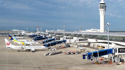 RJGG - Airport - Ramp