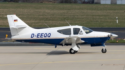D-EEQQ - Rockwell Commander 114 - Private