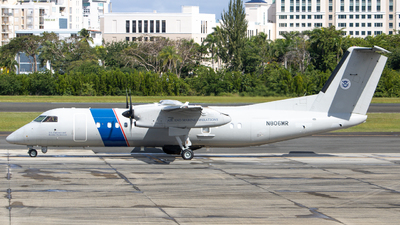 N806MR - Bombardier Dash 8-Q315 - United States - US Department Of Homeland Security