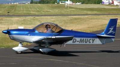 D-MUCY - Roland Aircraft Z-602 - Private