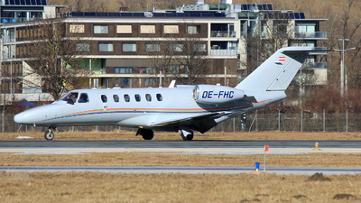OE-FHC - Cessna 525A CitationJet 2 Plus - Avcon Jet
