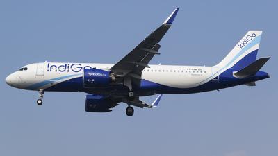 VT-IJN - Airbus A320-271N - IndiGo Airlines