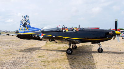 L-13 - Pilatus PC-7 - Netherlands - Royal Air Force