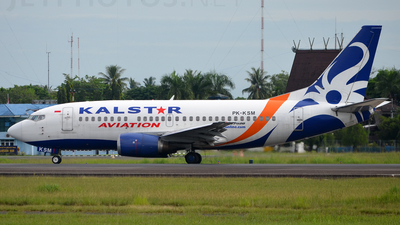 PK-KSM - Boeing 737-529 - KalStar Aviation