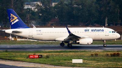 P4-KBC - Airbus A320-232 - Air Astana