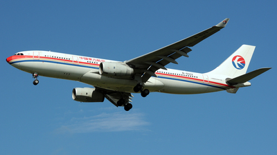 B-6122 - Airbus A330-243 - China Eastern Airlines