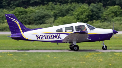N288MK - Piper PA-28-161 Cadet - Private