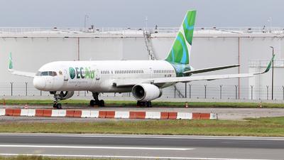 A picture of HBJJE - Boeing 757204 - [27219] - © Johannes Reichert