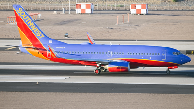 N706SW - Boeing 737-7H4 - Southwest Airlines