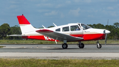 N4491F - Piper PA-28-151 Cherokee Warrior - Cirrus Aviation