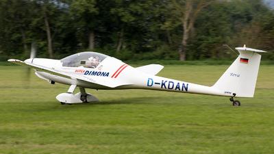 D-KDAN - Diamond HK-36R Super Dimona - Private