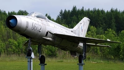 0602 - Mikoyan-Gurevich MiG-21F-13 Fishbed C - Czechoslovakia - Air Force