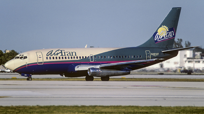N461AT - Boeing 737-2E1(Adv) - airTran Airways