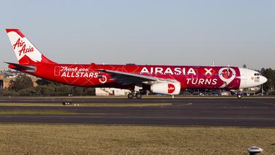 A picture of 9MXXA - Airbus A330343 - AirAsia X - © MQ1131