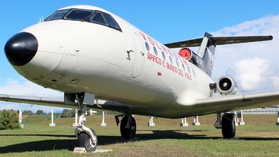 EL-CAR - Yakovlev Yak-40 - Volandia Museum