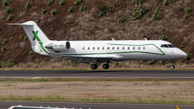 9H-AMY - Bombardier CL-600-2B19 Challenger 850 - Air X Charter