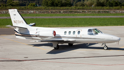 N23VK - Cessna 501 Citation - Private