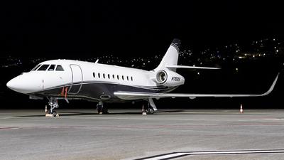 N793KK - Dassault Falcon 2000EX - Private