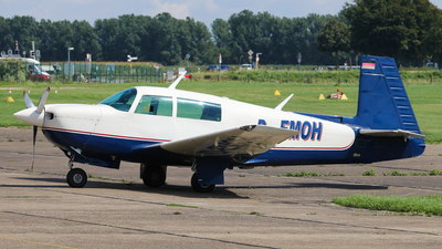 D-EMOH - Mooney M20J - Private