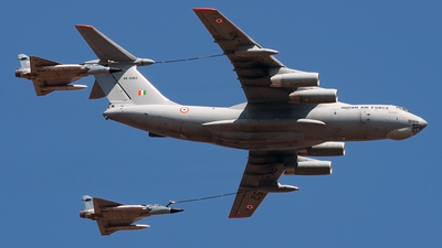 RK3452 - Ilyushin IL-78MKI - India - Air Force