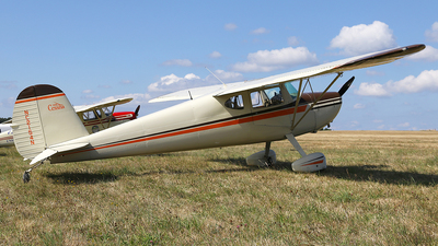 NC2154N - Cessna 140 - Private