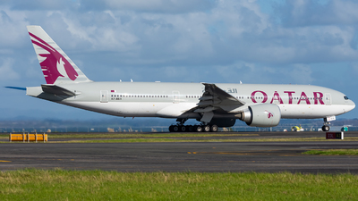 A7-BBA - Boeing 777-2DZLR - Qatar Airways