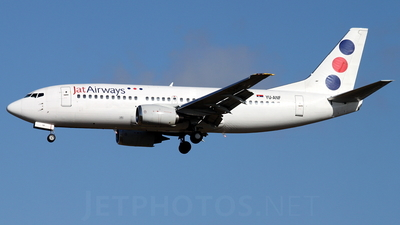 YU-ANF - Boeing 737-3H9 - Jat Airways