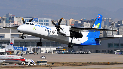 RDPL-34171 - Xian MA-60 - Lao Airlines