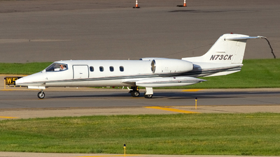 N73CK - Gates Learjet 35A - Kalitta Charters