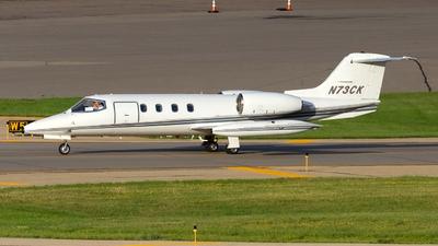 A picture of N73CK - Learjet 35A - Kalitta Charters - © Jeremy D. Dando