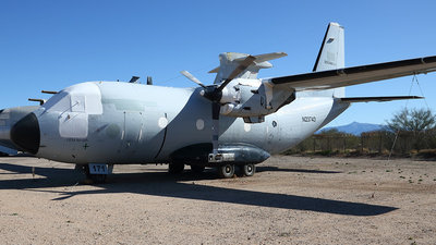 N23743 - Alenia C-27A Spartan - United States - Department of State