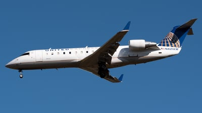 N469AW - Bombardier CRJ-200ER - United Express (Air Wisconsin)