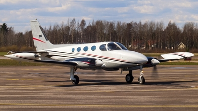 N234MS - Cessna 340 - Private