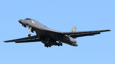 86-0094 - Rockwell B-1B Lancer - United States - US Air Force (USAF)