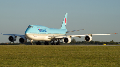 HL7630 - Boeing 747-8B5 - Korean Air