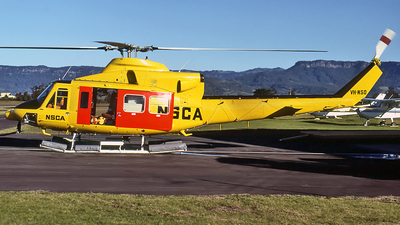 VH-NSO - Bell 412EP - Private