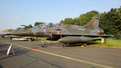 605 - Dassault Mirage 2000D - France - Air Force