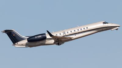 D-AWIN - Embraer ERJ-135BJ Legacy 650 - Air Hamburg