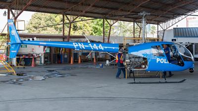 PN-144 - Robinson R44 Police - Ecuador - Police
