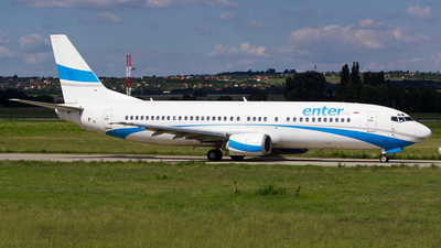 A picture of SPENA - Boeing 7374Q8 - [26320] - © Czirok Bence