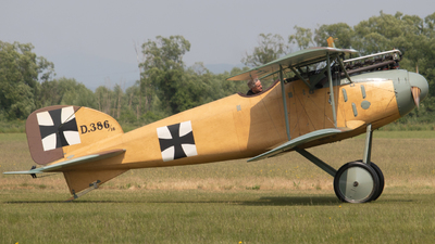 ZK-JNB - Albatros D-II - Private