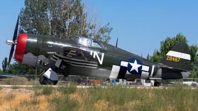 NX3395G - Republic P-47G Thunderbolt - Private