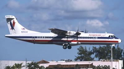 N260AE - ATR 72-212 - American Eagle Airlines
