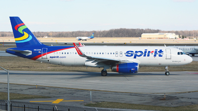 N632NK - Airbus A320-232 - Spirit Airlines