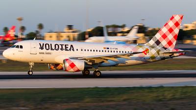 EI-FXN - Airbus A319-111 - Volotea
